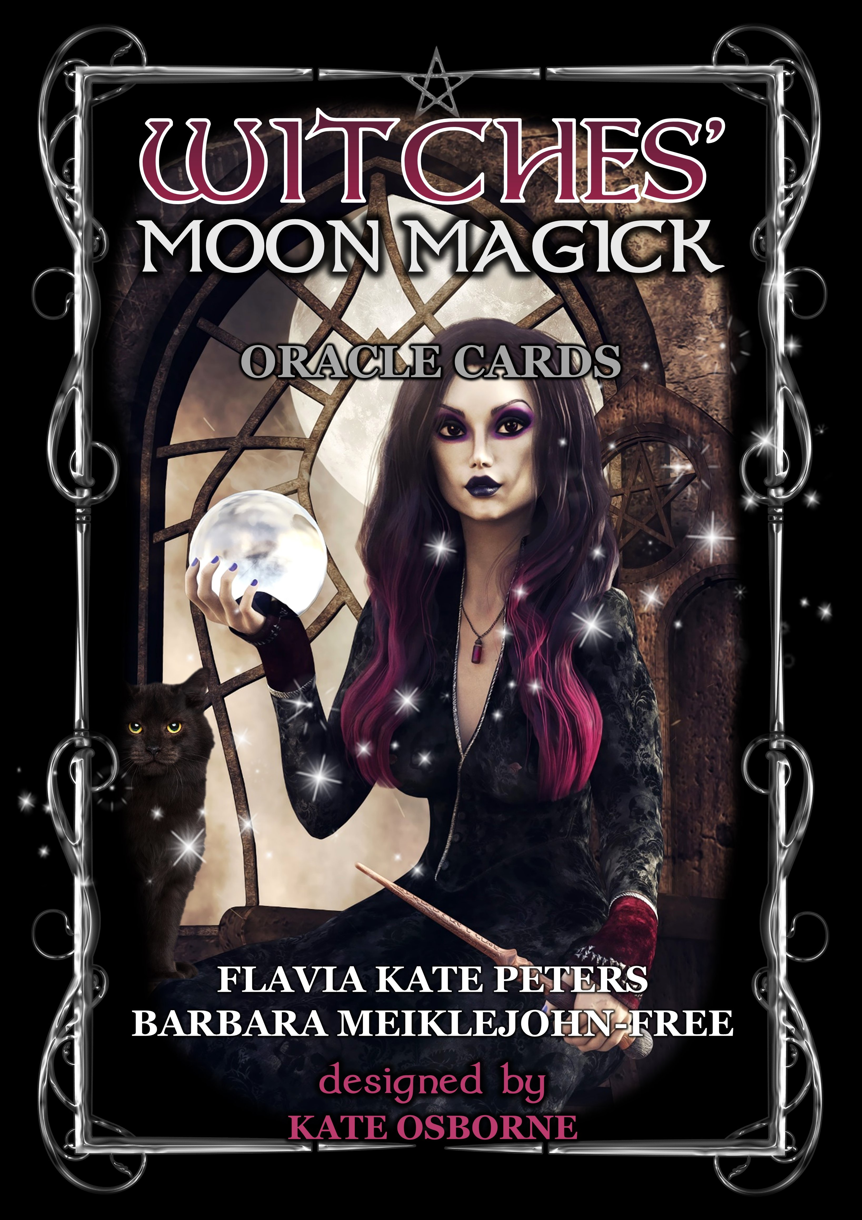 Witches' Moon Magick Oracle Cards