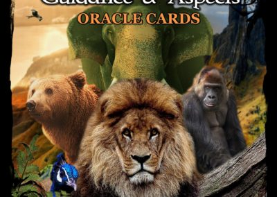Animal G&A Oracle Cards Cover