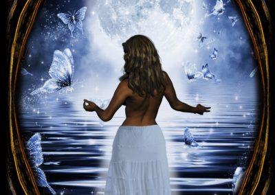 Moon - Feminine Zest