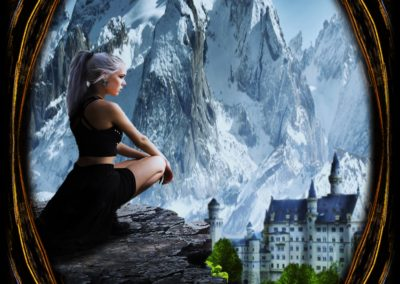 Mountain - High Ground