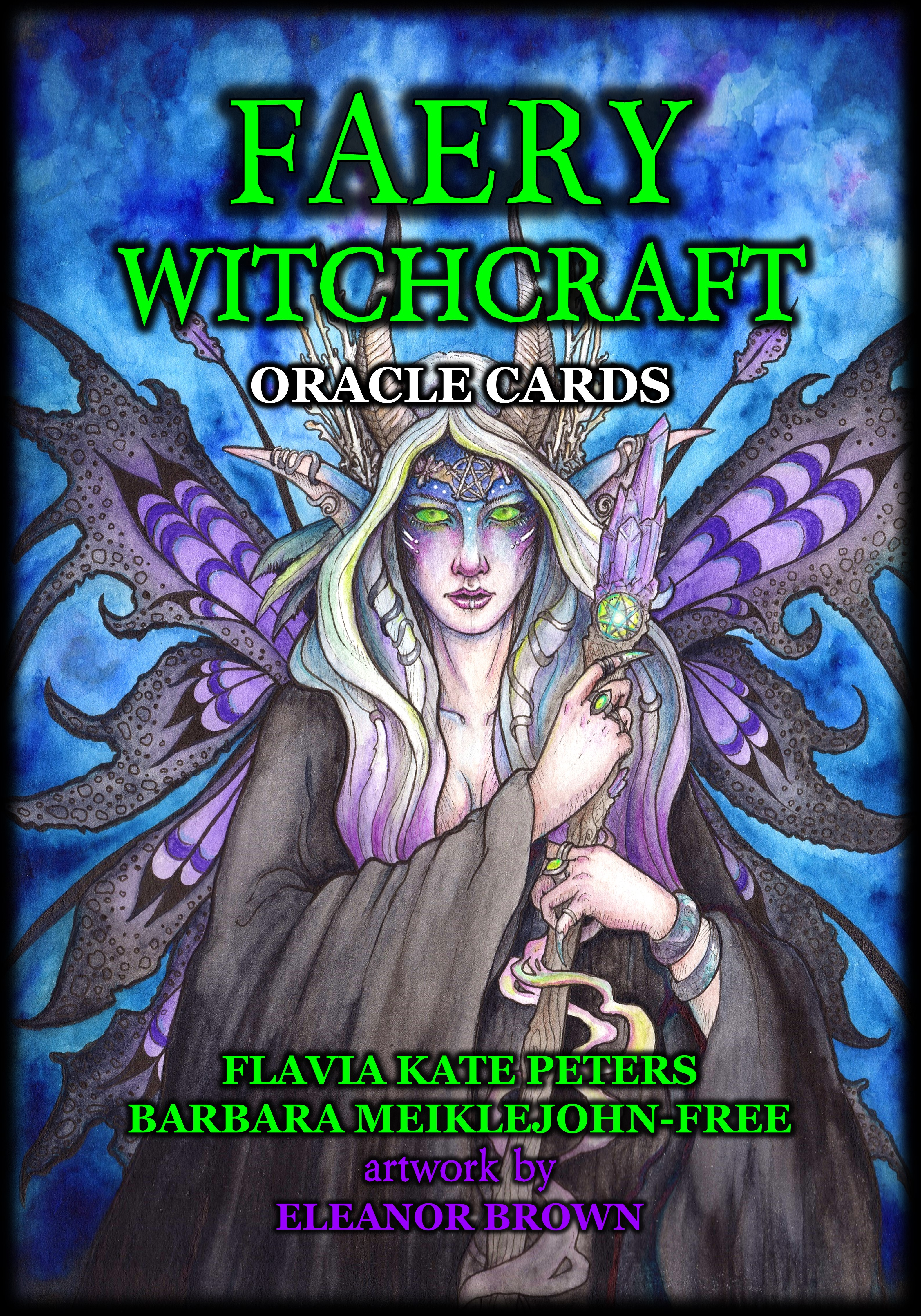 Faery Witchcraft Oracle cards
