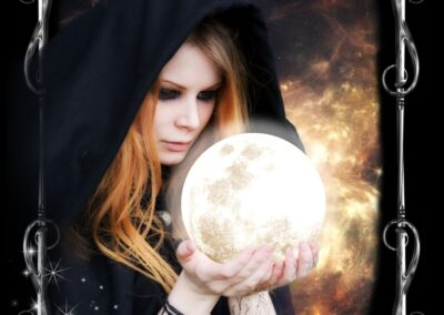 Witch's Moon - Magick & Mystery