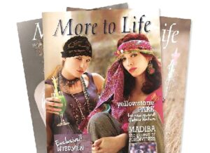 Jayne Lea - More to Life Magazine